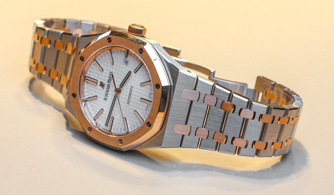 Audemars-Piguet-Royal-Oak-Two-Tone