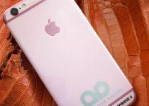 iPhone 6 màu hồng đầu tiên trên thế giới