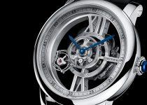Kiệt tác thiết kế đồng hồ Skeleton