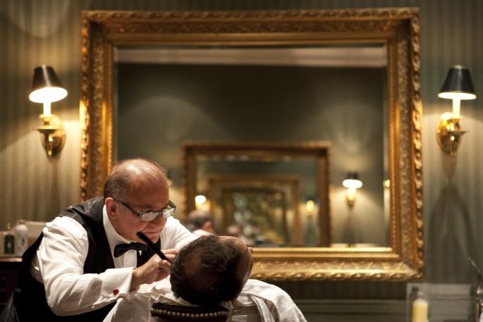 Truefitt & Hill là tiệm hớt tóc có lịch sử lâu đời nhất thế giới