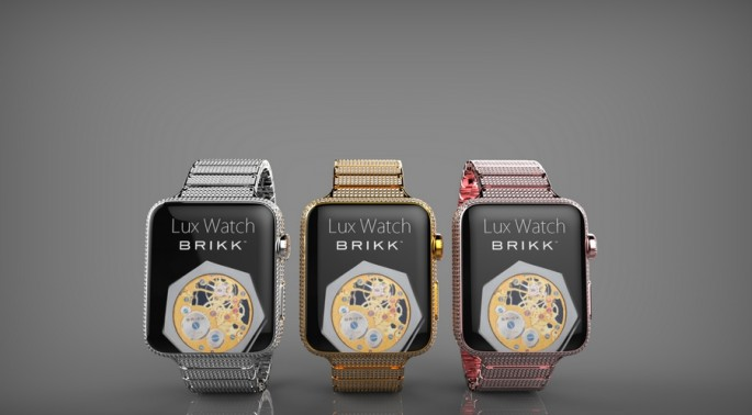 Apple-Watch-Brikk-Lux-Watch-Omni-collection-with-12.3-carats-of-diamonds-each.-Platinum-Pink-Gold-and-Yellow-Gold.-74995-each.