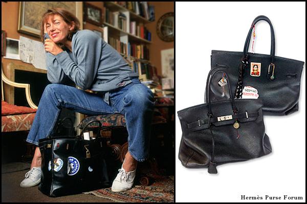 Jane Birkin và chiếc túi huyền thoại