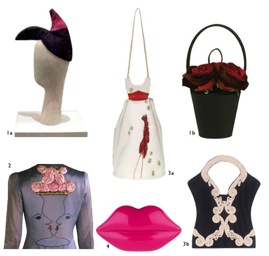 Một vài thiết kế của Lulu Guinness