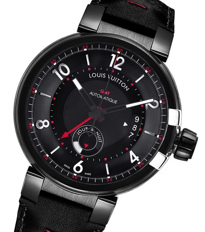 Louis-Vuitton-Tambour-eVolution-gmt-black-watches-4