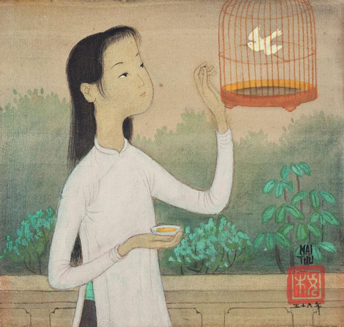 Mai-Trung-Thu-Sothebys-LA-CAGE-luxevn