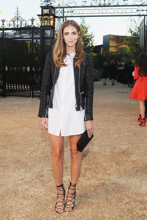 """Burberry """"London In Los Angeles"""" Event - Red Carpet"""