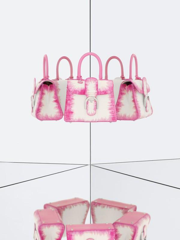 Delvaux-bags-Spring-Summer-2015-brillant-mini-cuir-oeillet-flamingo