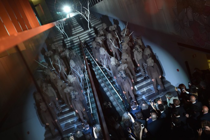 Fabulae-Naturae-by-Lucy-Jorge-Orta-the-launch-event-Fabulae-Naturae-is-a-work-specially-commissioned-for-the-Zegna-Group-Headquarters-in-Via-Savona-Milan