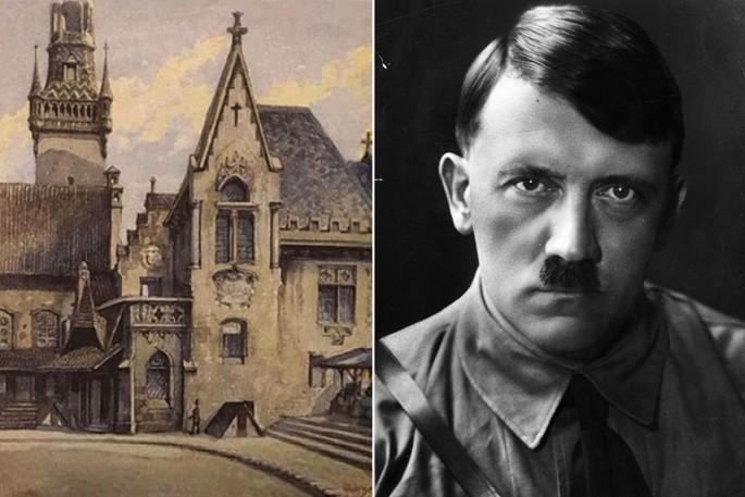 Hitler chưa bao giờ được giới phê bình đánh giá cao về năng lực nghệ thuật