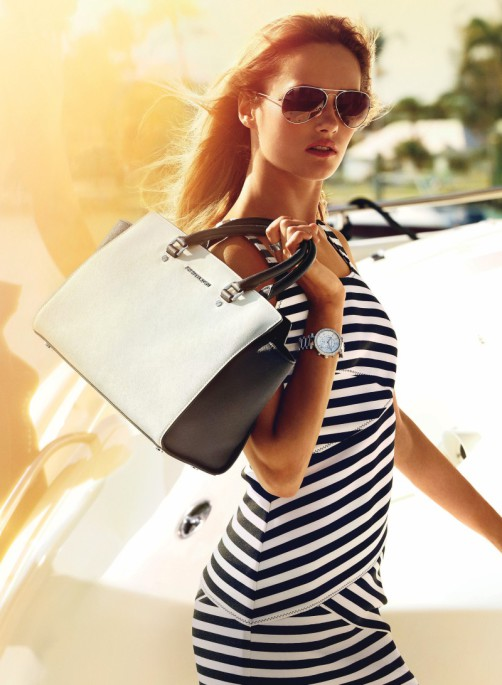 WTFSG-Karmen-Pedaru-for-Michael-Kors-Sunny-Summer-2013-Catalogue-2