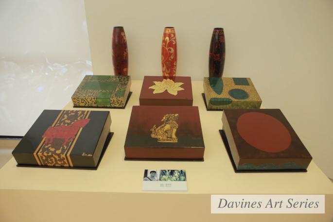 (2) Trien lam Davines Art Series - Nhiep anh gia Tuan Dao