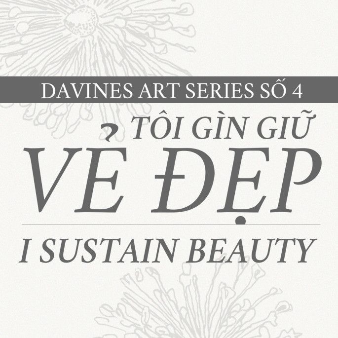 Logo Davines Art Series So 4 - Cuoc thi TOI GIN GIU VE DEP