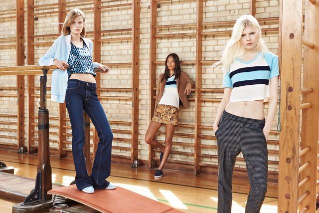 Chi rất ít tiền cho quảng cáo, Zara tập trung vào mở các cửa hàng mới