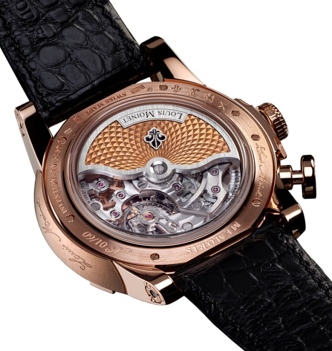 Louis-Moinet-Memoris-back-watch-the-first-chronograph-watch-in-watchmaking-history