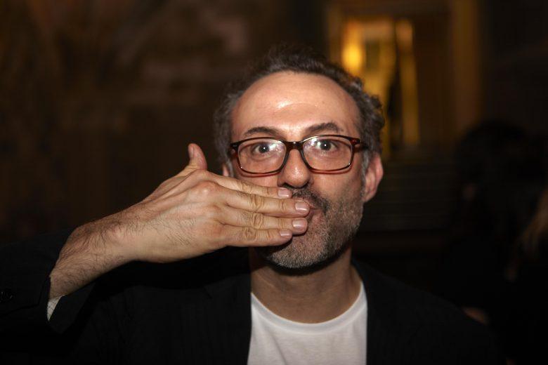 Bếp trưởng Massimo Bottura