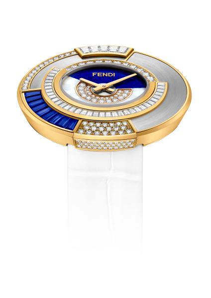 Policromia Gold Diamonds Baguettes